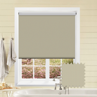 Beige Roller Blind - Astral Placid